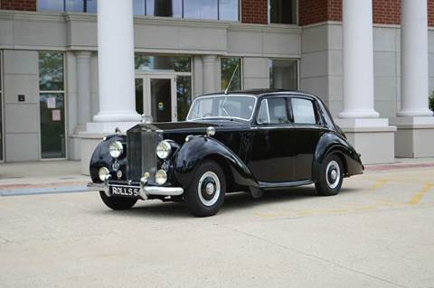 1954 Rolls-Royce Silver Dawn for sale in Crystal Lake, IL