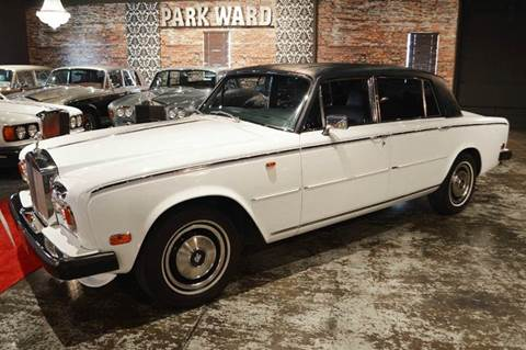 1977 Rolls-Royce Silver Shadow for sale in Crystal Lake, IL