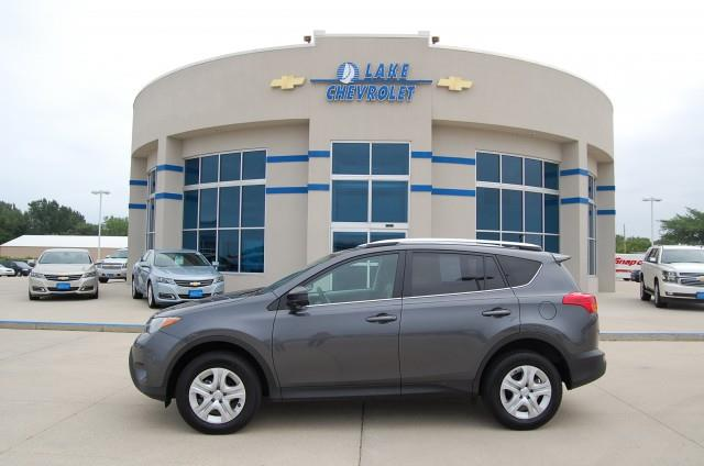 2013 Toyota RAV4 for sale in Clear Lake IA