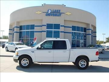 2002 Ford F-150 for sale in Clear Lake, IA