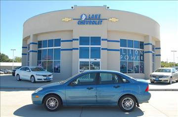 2000 Ford Focus for sale in Clear Lake, IA