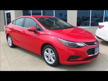 2017 Chevrolet Cruze for sale in Clear Lake, IA