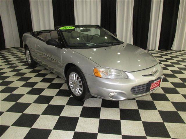 Used 2002 Chrysler Sebring Lxi 2dr In Machesney Park Il At