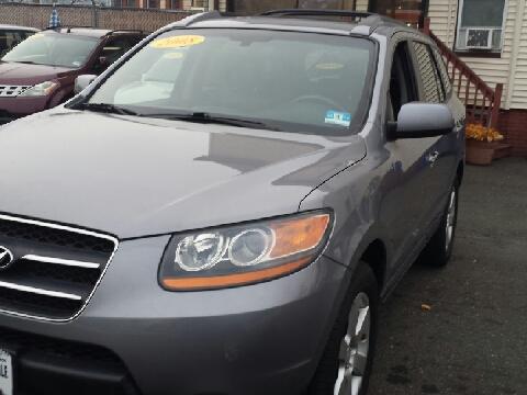 2008 Hyundai Santa Fe for sale in Paterson, NJ
