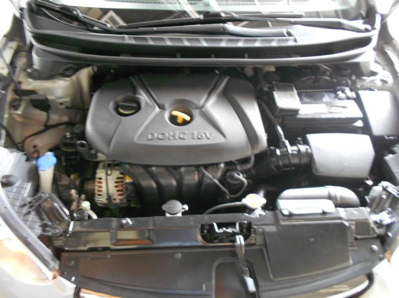 2011 Hyundai Elantra GLS 4dr Sedan In Arlington TX  BARCLAY MOTOR