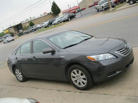 2009 Toyota Camry Hybrid for sale in Arlington, TX