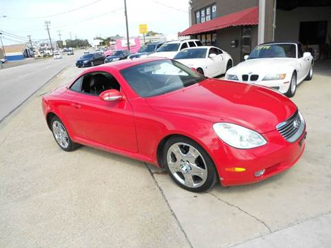 Lexus sc 430 for sale for Barclay motors arlington tx