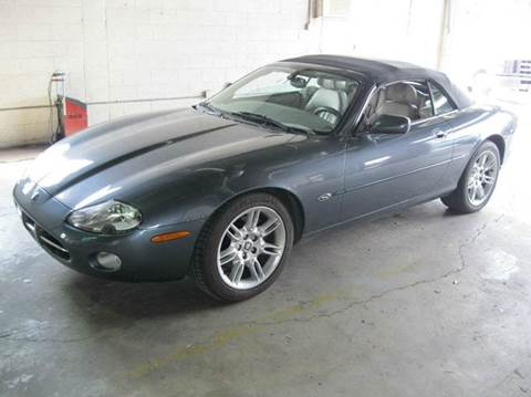 2001 jaguar xk for sale for Barclay motors arlington tx