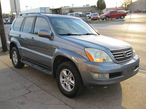 Lexus gx 470 for sale arlington tx for Barclay motors arlington tx