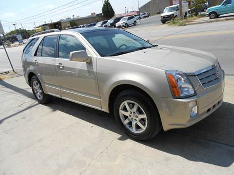 2009 Cadillac SRX for sale in Arlington, TX