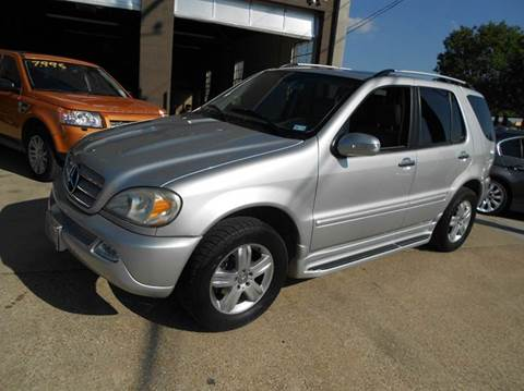 2005 Mercedes-Benz M-Class for sale in Arlington, TX
