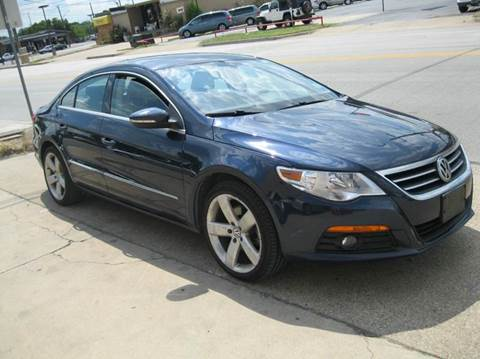2012 volkswagen cc for sale for Barclay motors arlington tx
