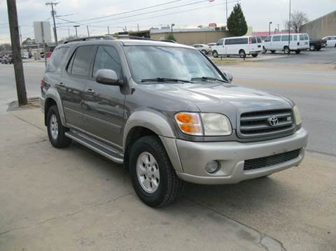 2004 toyota sequoia for sale woodinville wa for Barclay motors arlington tx