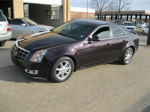 Cadillac cts for sale arlington tx for Barclay motors arlington tx
