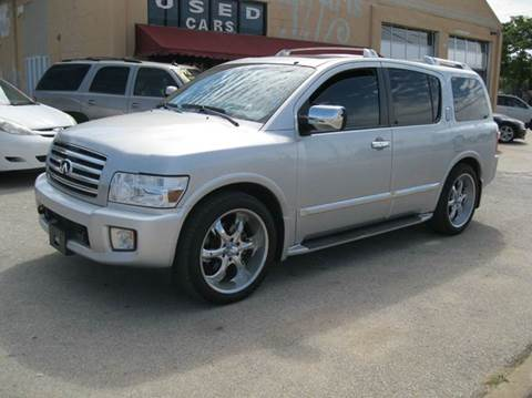 2007 infiniti qx56 for sale arkansas city ks for Barclay motors arlington tx