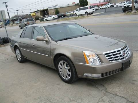 2007 Cadillac DTS for sale in Arlington, TX