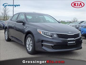 2017 Kia Optima for sale in Lincolnwood, IL