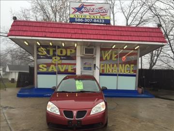 2009 Pontiac G6 for sale in Mt Clemens, MI