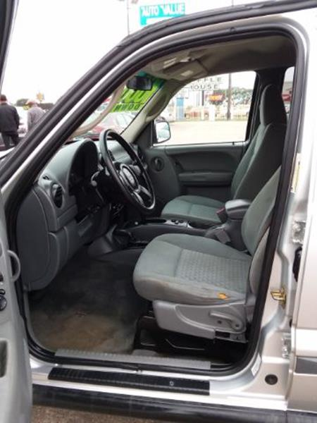 2006 jeep liberty sport seat covers