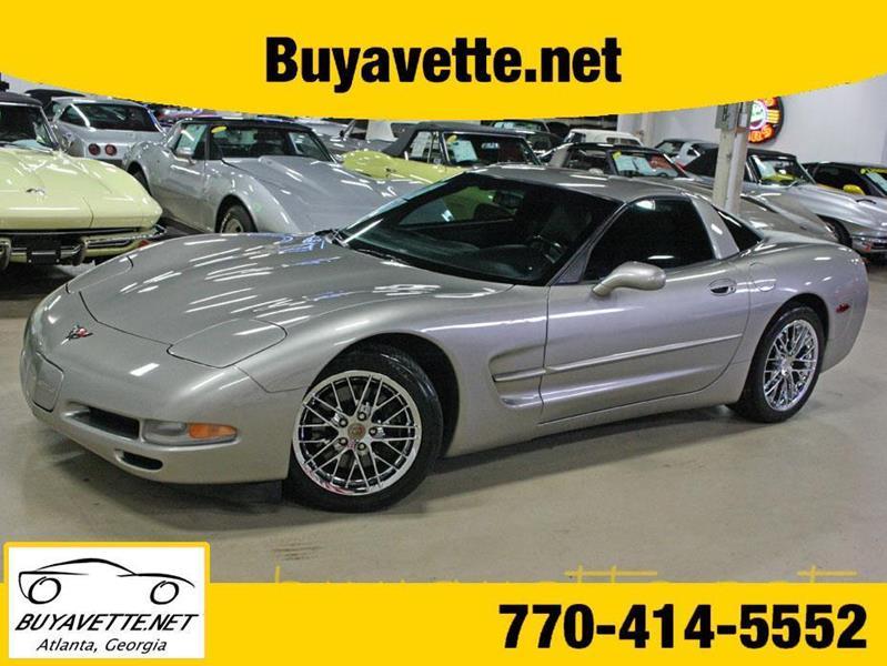 Chevrolet Corvette Dr Hatchback In Atlanta GA BUYAVETTENET - Buyavette car show