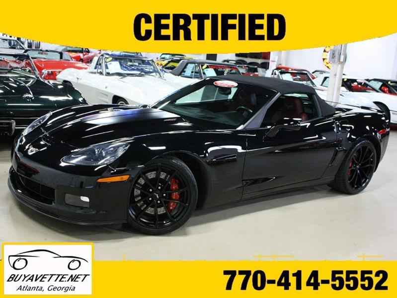Corvettes For Sale Carmax >> Chevrolet Corvette For Sale Atlanta Ga | Upcomingcarshq.com