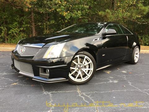 2011 Cadillac CTS-V for sale in Atlanta, GA