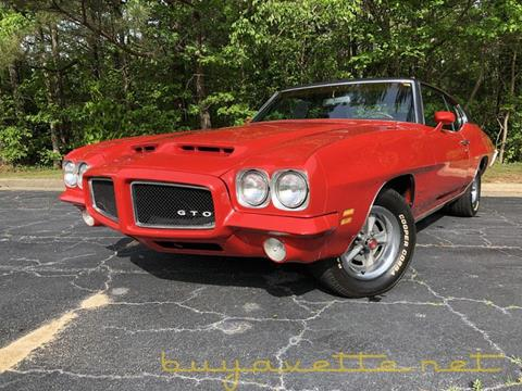 1971 Pontiac GTO for sale in Atlanta, GA