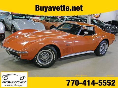 BUYAVETTENET Used Corvettes For Sale Atlanta GA Dealer - Buyavette car show