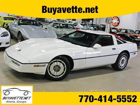 1987 Chevrolet Corvette for sale in Atlanta, GA