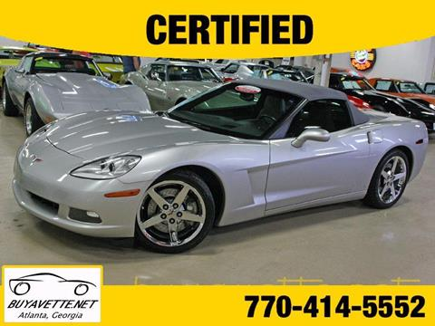 2007 Chevrolet Corvette for sale in Atlanta, GA
