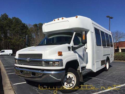 Used Chevrolet C4500 For Sale In Atlanta Ga Carsforsale Com