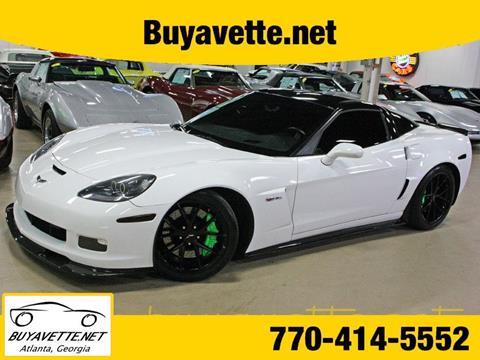 2012 Chevrolet Corvette for sale in Atlanta, GA