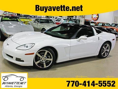 2009 Chevrolet Corvette for sale in Atlanta, GA