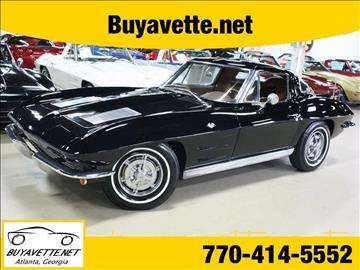 1963 Chevrolet Corvette for sale in Atlanta, GA