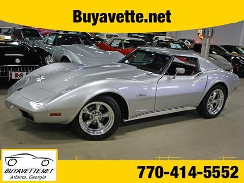 1975 Chevrolet Corvette for sale in Atlanta, GA