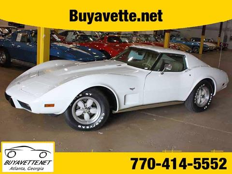1977 Chevrolet Corvette for sale in Atlanta, GA