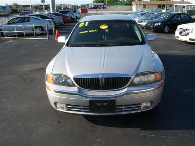 2001 LINCOLN LS V6 WSPORT PKG silver price below manheim retail market report  extra clean inside