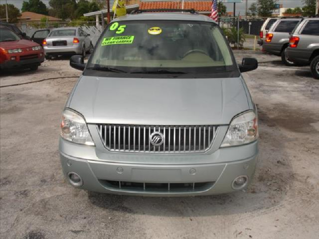 2005 MERCURY MONTEREY LUXURY green cold air conditioning power windowslockssteering tilt wheel