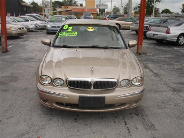 2002 JAGUAR X-TYPE 30 gold cold air conditioning power windowslockspower steering tilt wheel