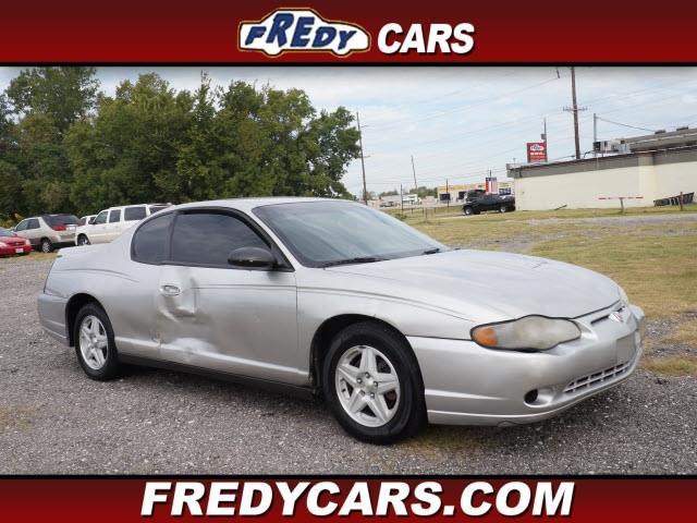 2005 Chevrolet Monte Carlo For Sale In Houston Tx