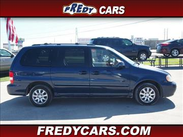 2005 Kia Sedona for sale in Houston, TX