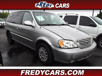 2003 Kia Sedona for sale in Houston, TX
