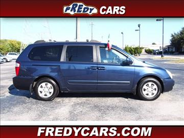 2006 Kia Sedona For Sale Houston Tx