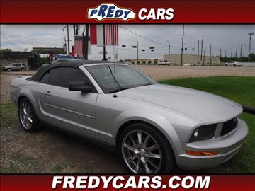 2007 ford mustang for sale houston tx for Thrifty motors houston tx 77084
