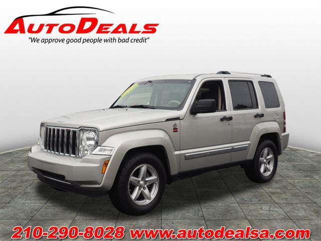 2008 jeep liberty limited 4x4 4dr suv in san antonio tx. Black Bedroom Furniture Sets. Home Design Ideas