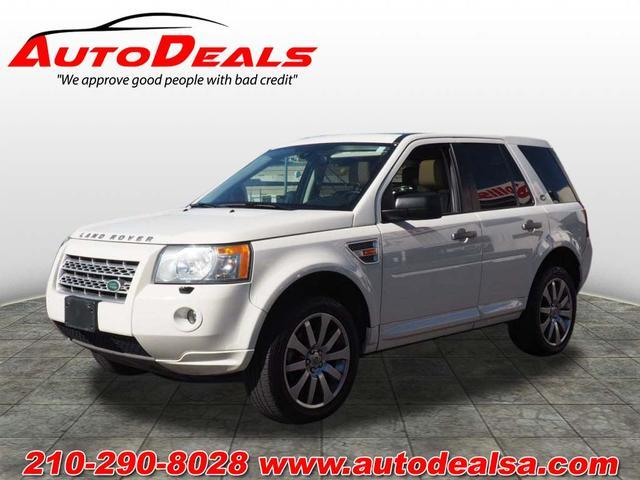 2008 Land Rover Lr2 Hse Awd 4dr Suv Wtec Technology Package In San