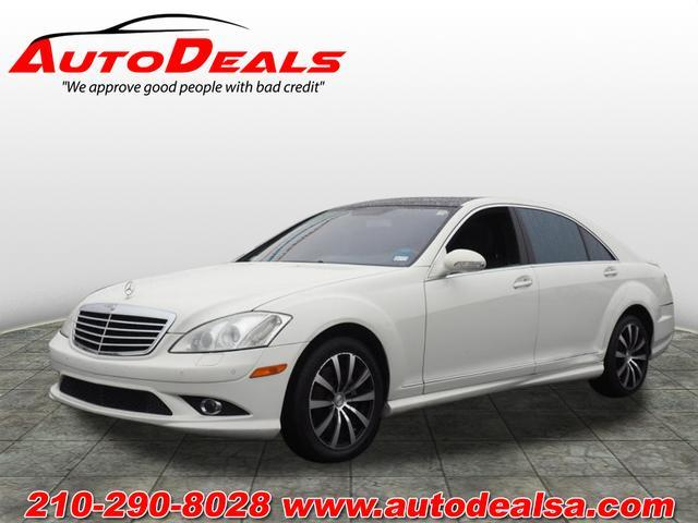 2008 mercedes benz s class s550 4dr sedan in san antonio for Mercedes benz in san antonio