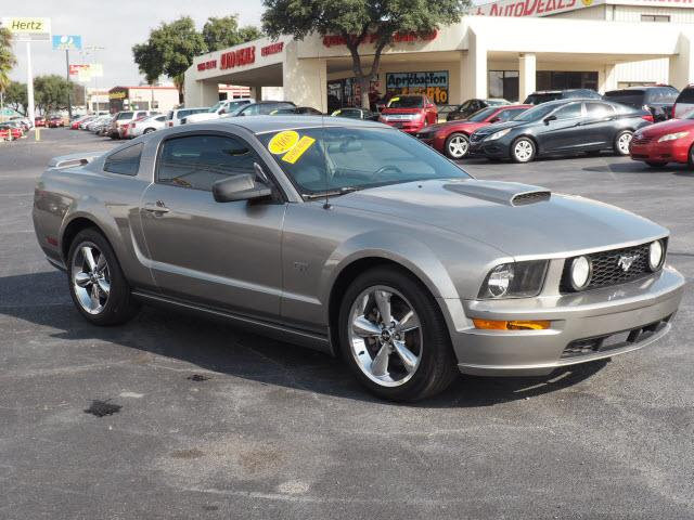 2008 ford mustang gt deluxe 2dr coupe in san antonio tx autodeals. Black Bedroom Furniture Sets. Home Design Ideas