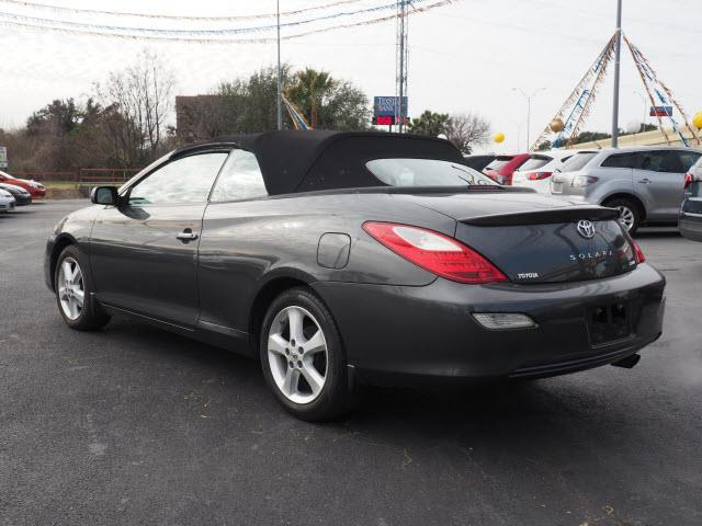 2008 toyota camry solara sle v6 2dr convertible 5a in san antonio tx autodeals. Black Bedroom Furniture Sets. Home Design Ideas
