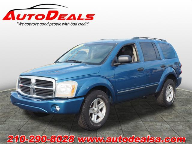 2005 dodge durango limited 4wd 4dr suv in san antonio tx. Black Bedroom Furniture Sets. Home Design Ideas